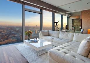 В новостройках столицы на апартаменты пришлось больше трети элитных сделок