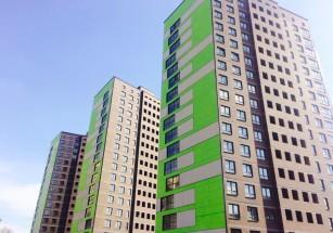 В Мытищах достроили три восемнадцатиэтажки