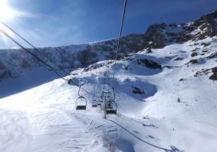 В Черногории открывают горнолыжный курорт