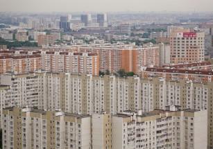 Объем вторичного предложения в Москве снизился до показателя 13-летней давности