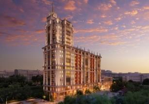 В элитных новостройках столицы продается на четверть больше апартаментов, чем квартир