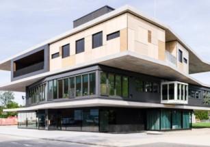 В Швейцарии появился дом, напечатанный на 3D-принтере