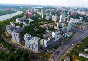 В десяти районах Москвы с самыми «богатыми» первичными рынками продается 15,8 тыс. лотов