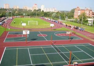 Больше трети объектов спортивной инфраструктуры сосредоточено всего в двух столичных округах