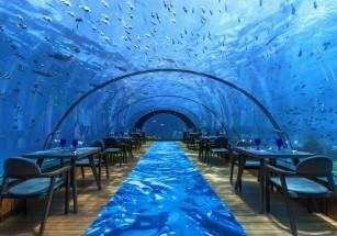 Первый ресторан под водой появился на европейских просторах