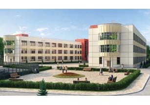 «Группа ЛСР» завершает строительство новой муниципальной школы