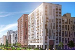 В жилом районе «Скандинавия» открываются продажи видовых квартир
