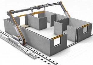 Новый 3D-принтер позволит печатать строительные объекты вдвое быстрее