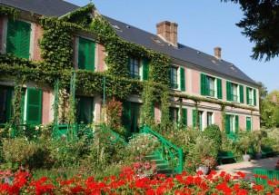 Во Франции сдают в аренду особняк Клода Моне