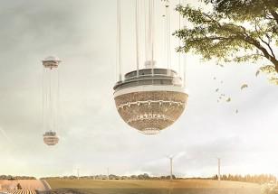 Эксперты назвали лучшие небоскребы будущего