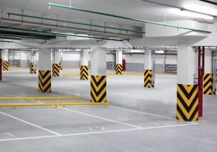 В новостройке ЗАО предусмотрены десятки машиномест для электромобилей