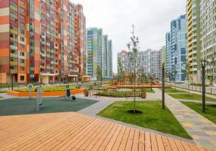 За год объем нового предложения в Москве сократился на 6,2%