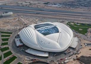 Состоялось открытие стадиона, который примет Мундиаль-2022
