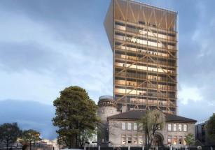 В Ванкувере строят самую высокую на планете гибридную башню