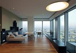 Пятая часть столичных апартаментов относится к сегменту «комфорт»