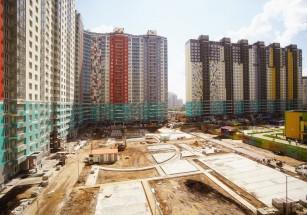 На замкадных территориях «старой» Москвы сооружается два десятка жилых комплексов
