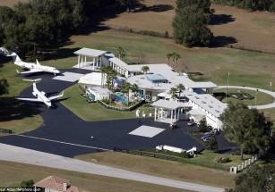 В США продают имение с собственной взлетной полосой