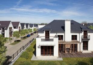 В пригороде Праги появится ряд «умных домов»