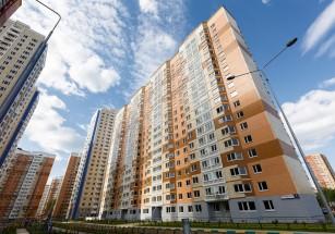 Площадь жилья в массовых новостройках превышает 985 тыс. квадратных метров