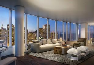За май элитные квартиры подорожали сильнее, чем апартаменты
