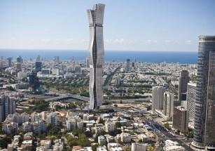 В Израиле достраивают небоскреб, который станет самым высоким в стран