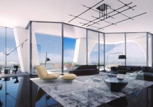 Апартаменты в доме от Захи Хадид уценили на 10 миллионов долларов
