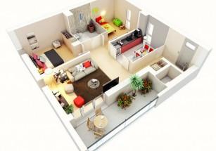 Москвичи стали активнее покупать многокомнатные квартиры
