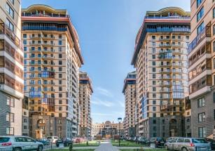 Самые высокие темпы продаж демонстрируют апартаменты комфорт-класса