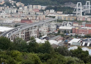 На месте моста Моранди возведут виадук