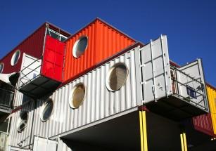 В столице Великобритании возведут бизнес-комплекс из контейнеров