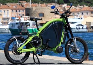 В Монако расширяют сеть прокатных электробайков