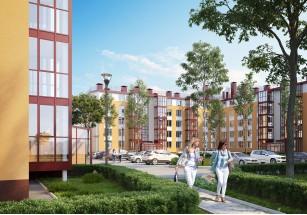 «Образцовый квартал 5»: встречаем по фасадам