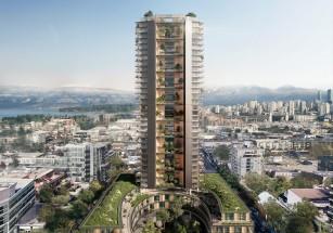 Деревянный небоскреб-рекордсмен появится в Канаде