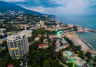 Только в двух крымских городах посуточная аренда за год снизилась