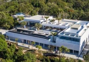 Крис Хемсворт завершает строительство особняка
