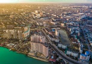 Краснодарский край вошел в тройку регионов с самыми дорогими арендными «трешками»