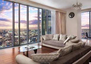 В Москве с начала лета почти треть нового пополнения составили апартаменты