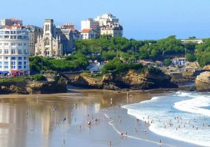 Курорт Биарриц во Франции стал местом проведения саммита Большой Семерки