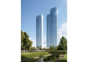 Capital Towers от Capital Group в ТОП-5 знаковых небоскребов столицы