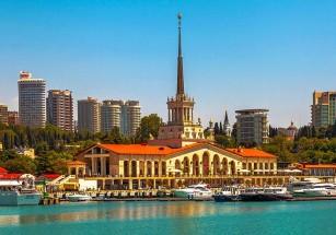 На курортах Кубани самую низкую доходность от посуточной аренды приносят сочинские квартиры