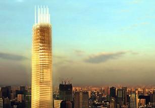 В Токио возведут самый высокий небоскреб в Стране Восходящего Солнца