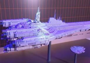 Во Флориде появилась гостиница в виде корабля из «Звездных войн»