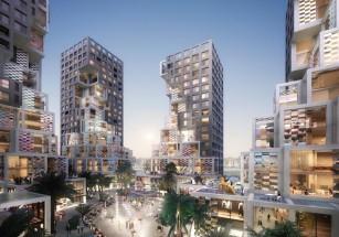 «Пиксельная» строительная конструкция появится в ОАЭ