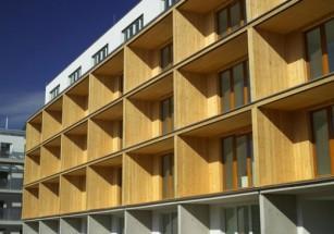 В России будут строить деревянные высотки