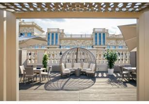 На крыше дома «Суббота» появилась lounge-зона площадью более 1000 кв.м