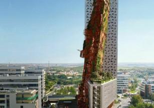 В Праге возведут самый высокий небоскреб в Чехии