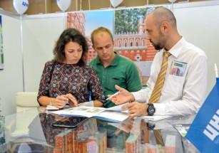 26 сентября открыла двери для посетителей 41-ая выставка «Недвижимость от лидеров»