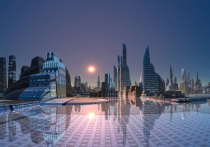 В Саудовской Аравии появится город будущего