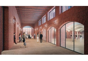 В рамках развития территории Бадаевского завода Capital Group создаст общественное пространство для детей и творчества