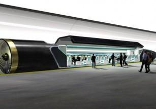 MAD разработает проект тоннеля для гиперлупов